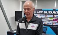 HLV Sven-Goran Eriksson rất tự tin trước vòng bán kết AFF Cup 2018