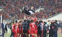 Thành tích bất bại của tuyển Việt Nam có phải là kỷ lục thế giới?
