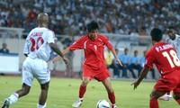 Tuyển Việt Nam thua Iraq ở tứ kết Asian Cup 2007