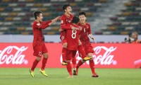 Việt Nam vs Jordan, 18h00 hôm nay