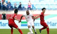 Việt Nam vs Jordan, 18h00 ngày 20/1