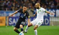 Nhật Bản và Saudi Arabia đụng độ tối nay