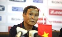 HLV Mai Đức Chung là HLV tạm quyền của tuyển Việt Nam trước khi HLV Park Hang Seo được bổ nhiệm