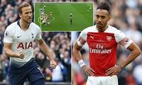 VIDEO: Arsenal bỏ lỡ cơ hội vàng trước Tottenham