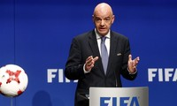 Chủ tịch FIFA, Gianni Infantino