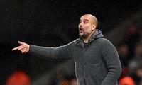 HLV Pep Guardiola không vui vì thắng tranh cãi