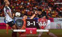 Muangthong Utd thua thảm Ratchasima. Ảnh: SiamSport