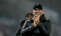 HLV Jurgen Klopp cam kết với Liverpool.