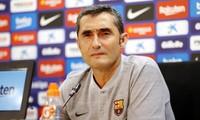 HLV Ernesto Valverde e ngại tinh thần chiến đấu của M.U