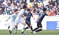 Nguyễn Công Phượng chưa đảm bảo thể lực ở K-League