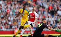 VIDEO: Arsenal thua sốc Crystal Palace ngay tại sân Emirates