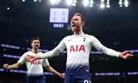 VIDEO: Eriksen lập siêu phẩm, Tottenham bỏ xa M.U