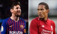 Messi vs Van Dijk là cuộc đấu rất được chờ đợi