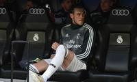Gareth Bale đơn độc trên ghế dự bị của Real