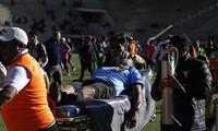 Trọng tài đột tử khi điều khiển trận đấu ở sân bóng cao nhất thế giới