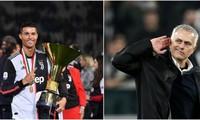 Ronaldo muốn tái hợp Mourinho ở Juve