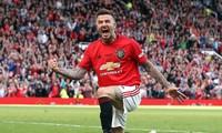 David Beckham ăn mừng bàn thắng vào lưới huyền thoại Bayern