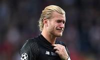 Loris Karius bật khóc sau trận chung kết Champions League mùa trước