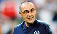 Maurizio Sarri chính thức rời Chelsea.