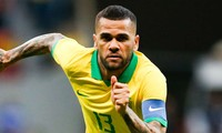 Dani Alves trở về Brazil khoác áo Sao Paulo.