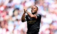 Sterling lập hat-trick ngay ở trận ra quân tại Ngoại hạng Anh mùa mới.