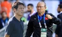 HLV Nishino Akira muốn tập trung đội tuyển sớm như HLV Park Hang Seo.