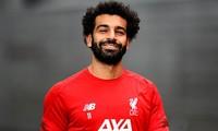 Mo Salah sẵn sàng trở lại.