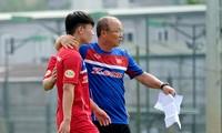 Minh Vương không có cơ hội lên tuyển.