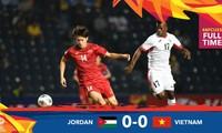 Báo châu Á: U23 Việt Nam run rẩy trước Jordan