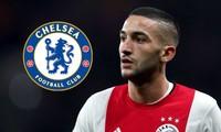 Chelsea đạt thỏa thuận chiêu mộ Hakim Ziyech