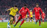 Bundesliga đang diễn ra rất hấp dẫn trước khi bị hoãn lại.