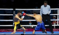 8 trận đấu quyền anh đã diễn ra tại Nicaragua.