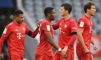 Bayern trả nợ Frankfurt thành công.