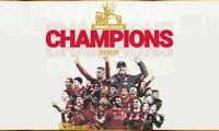 Liverpool trở lại ngôi vương nước Anh sau 30 năm chờ đợi.