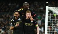 Man City lật ngược án phạt của UEFA.