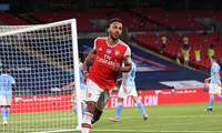 Aubameyang ghi cả 2 bàn thắng đưa Arsenal vào chung kết FA Cup