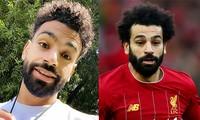 Diện mạo mới của Salah sau khi mùa giải kết thúc