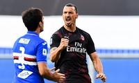 Zlatan Ibrahimovic tỏa sáng trong màu áo cả Inter Milan và AC Milan.