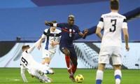 Pháp thua sốc Phần Lan