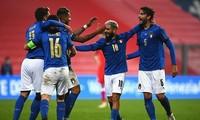 Italia đã vươn lên dẫn đầu bảng A1 sau trận thắng Ba Lan