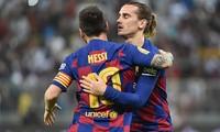 Lionel Messi bị xem là lý do khiến Antoine Griezmann thất bại ở Barcelona.