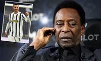 Pele cho rằng ông vẫn là chân sút vĩ đại nhất mọi thời đại