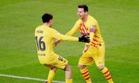Messi lại bừng sáng, đưa Barca ngược dòng thành công
