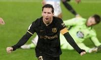 Messi tỏa sáng, Barcelona ngược dòng ngoạn mục