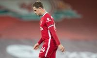 Jordan Henderson gia nhập danh sách các chấn thương nặng của Liverpool.