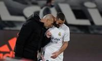 Làm khách Atalanta, Real Madrid mất chân sút số một