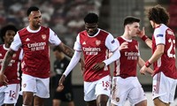 Arsenal giành chiến thắng với tổng tỷ số 4-3