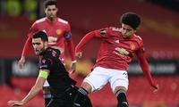 M.U đi tiếp ở Europa League, sao trẻ ghi tên vào lịch sử