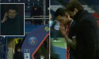 Ngôi sao Di Maria bỏ dở trận đấu của PSG vì... cướp