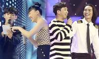Tóc Tiên cười ngất khi Quang Đăng, BB Trần bất ngờ làm thí sinh của 'Giọng ải giọng ai'